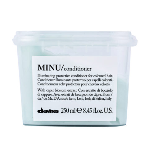 Davines Essential hair care Minu Conditioner 250ml - Illuminating conditioner