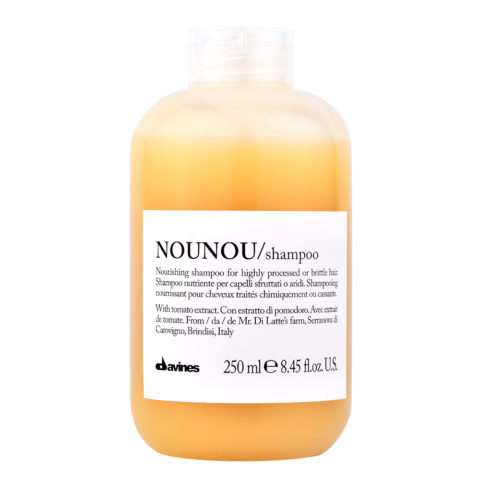 Davines Essential hair care Nounou Shampoo 250ml - Nourishing shampoo