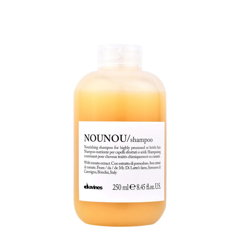 Davines Essential hair care Nounou Shampoo 250ml - Nourishing shampoo