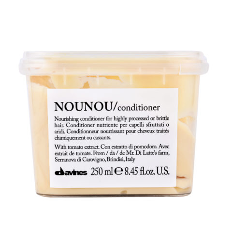 Davines Essential hair care Nounou Conditioner 250ml - Nourishing conditioner