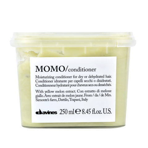 Davines Essential hair care Momo Conditioner 250ml - Moisturizing conditioner