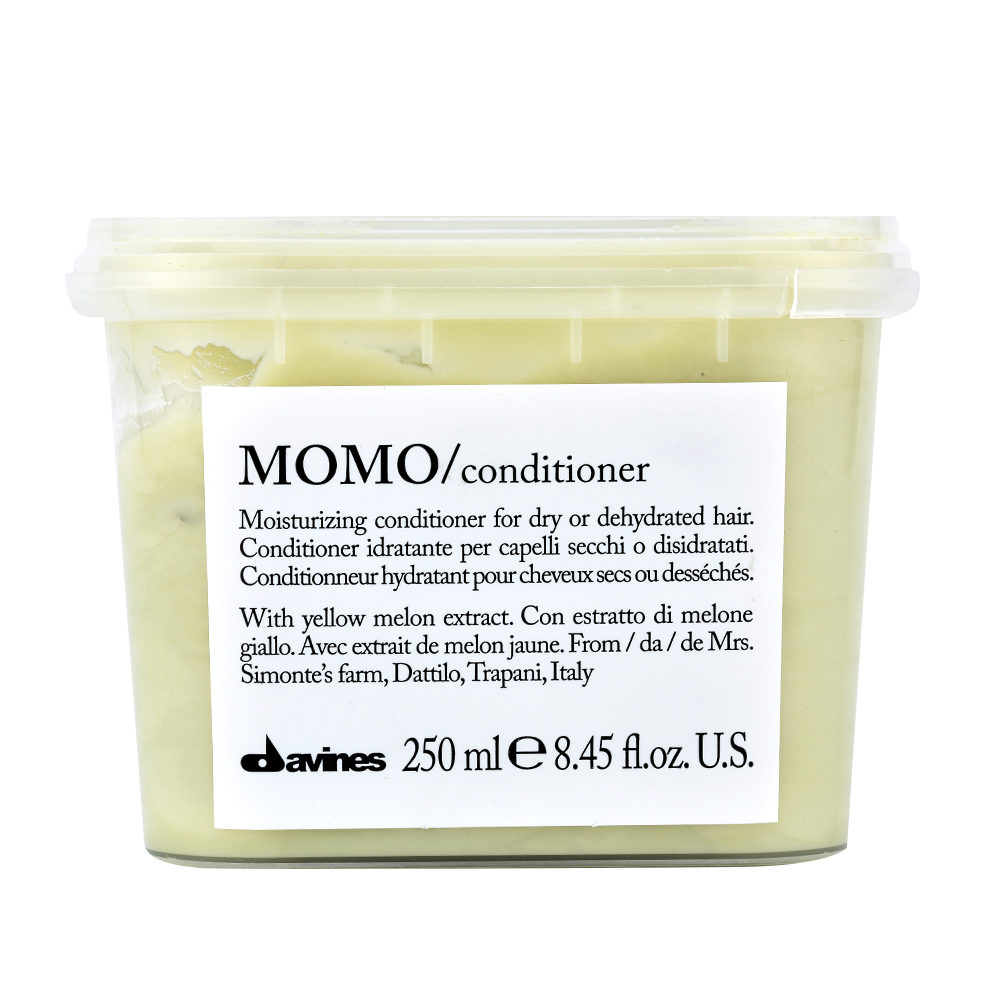 Davines Essential hair care Momo Conditioner 250ml - Moisturizing conditioner