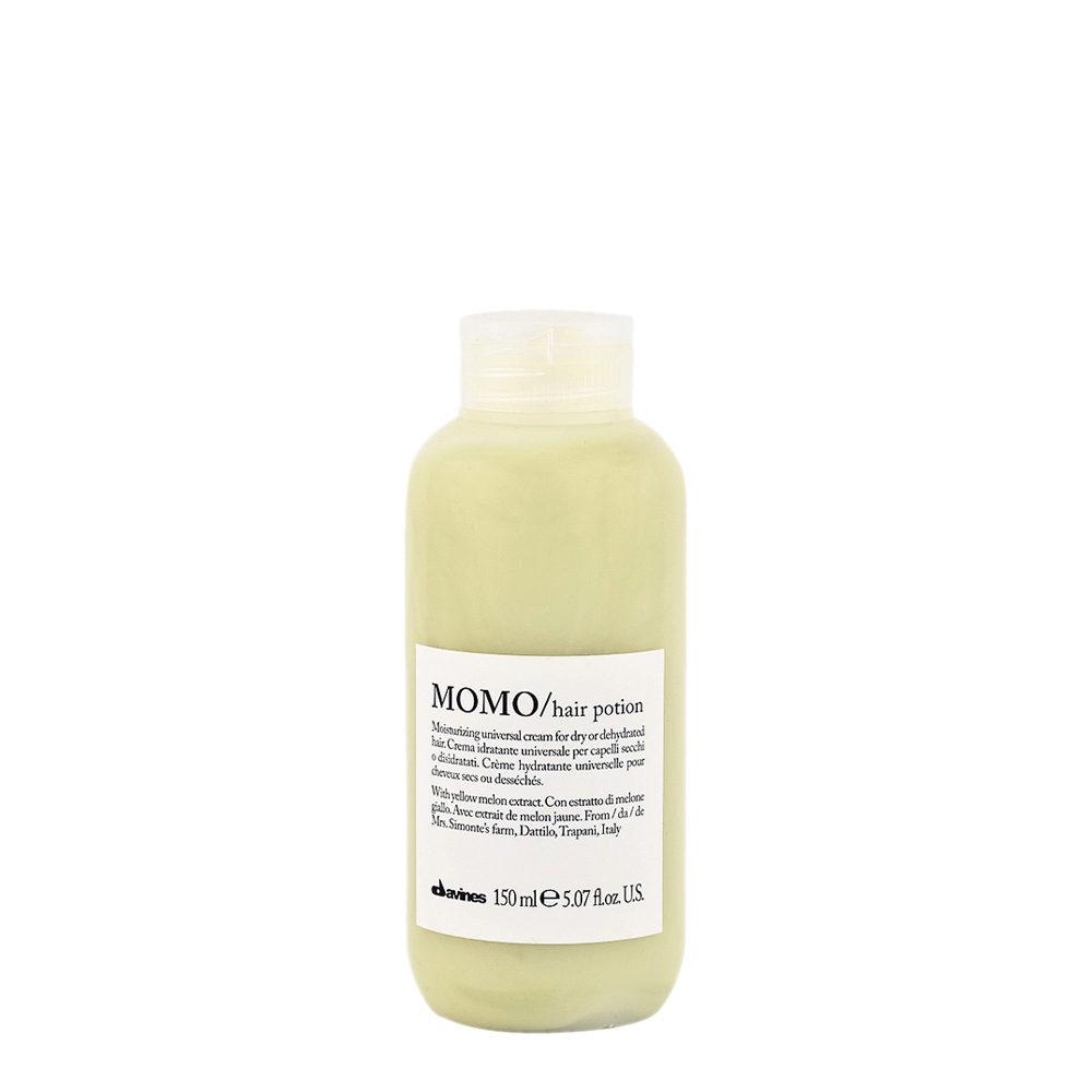 Davines Essential hair care Momo Hair potion 150ml - moisturizing cream
