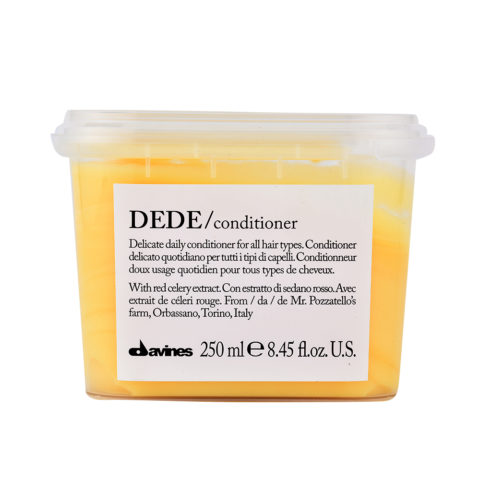 Davines Essential hair care Dede Conditioner 250ml - conditioner for daily use