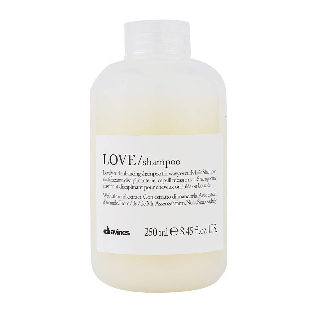 Davines Essential hair care Love curl Shampoo 250ml - Smoothing shampoo