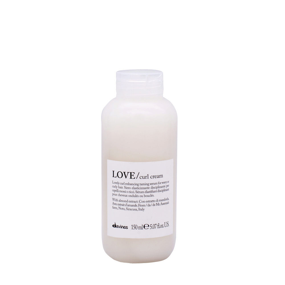 Davines Essential hair care Love curl Cream 150ml - controlling serum