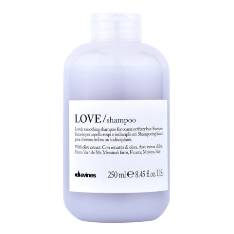 Davines Essential hair care Love smooth Shampoo 250ml - Smoothing shampoo