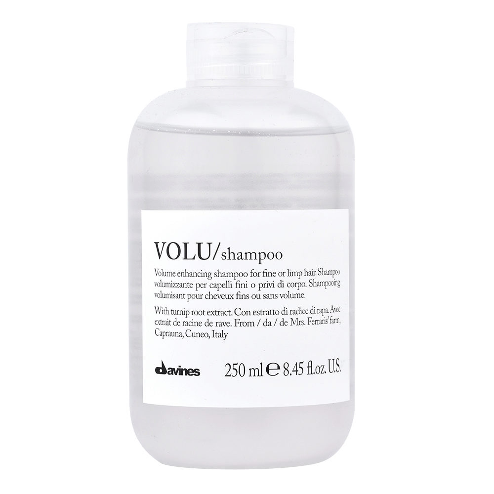 Davines Essential hair care Volu Shampoo 250ml - volumizing shampoo