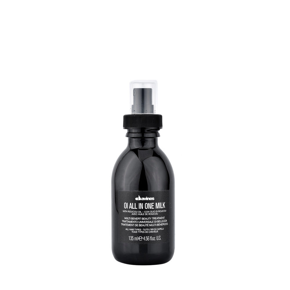 Davines OI All In One Milk 135ml - Leave-in multi-benefit spray treatment