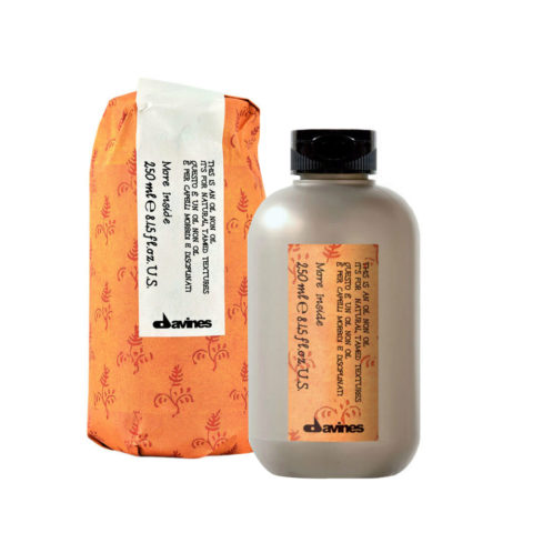 Davines More inside Oil non oil 250ml - Fluid gel with no hold