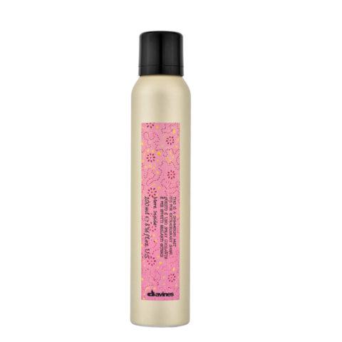 Davines More inside Shimmering mist 200ml - Shine hairspray