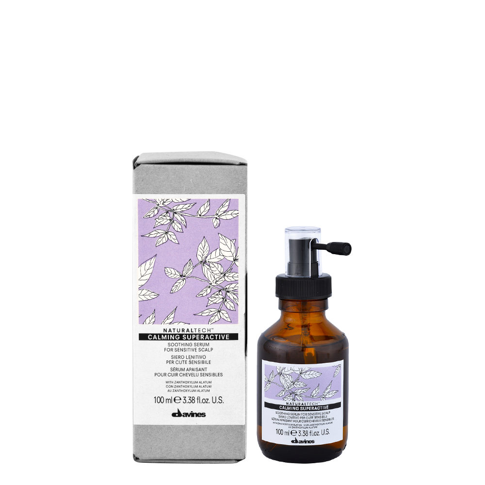 Davines Naturaltech Calming Superactive 100ml - Soothing treatment
