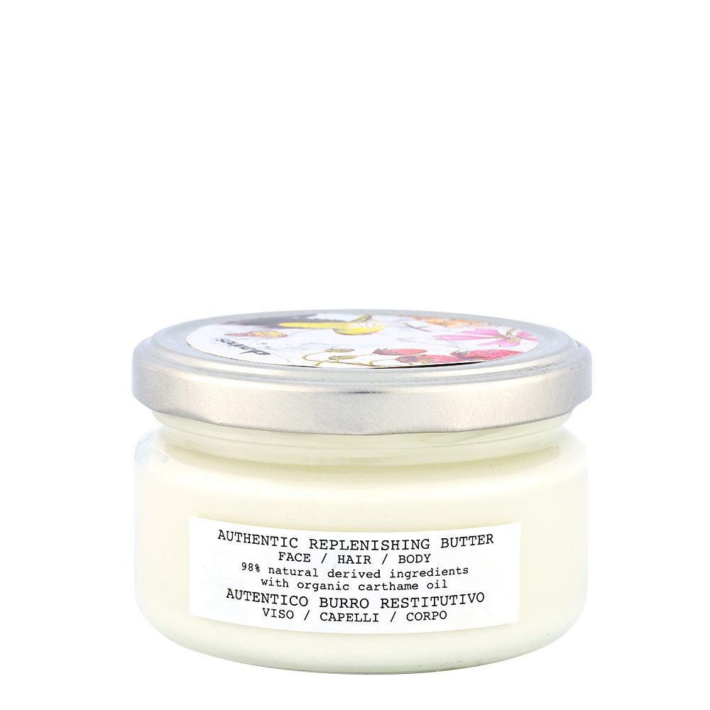 Davines Authentic Replenishing butter 200ml - nourishing butter for dody and hair