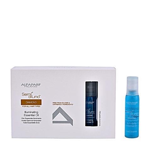 Alfaparf Semi di lino Diamond Illuminating essential oil 12x13ml
