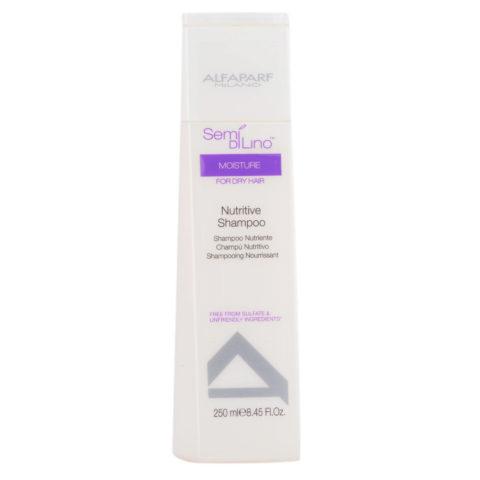 Alfaparf Semi di lino Moisture Nutritive shampoo 250ml - Moisture shampoo