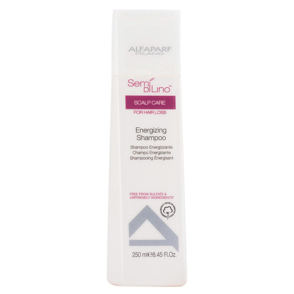 Alfaparf Semi Di Lino Scalp Care Energizing Shampoo 250ml - Energizing Shampoo