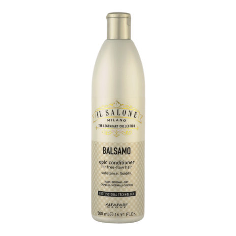 Alfaparf Il Salone Epic Conditioner 500ml - For Normal To Dry Hair
