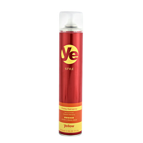 Alfaparf YE Yellow Style Fixing hairspray 500ml