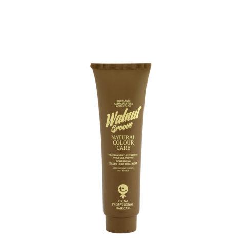 Tecna Natural colour care Walnut groove 125ml - Coloured Mask Hazelnut
