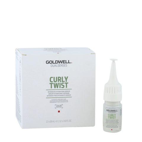 Goldwell Dualsenses Curly twist Intensive hydrating serum 12x18ml