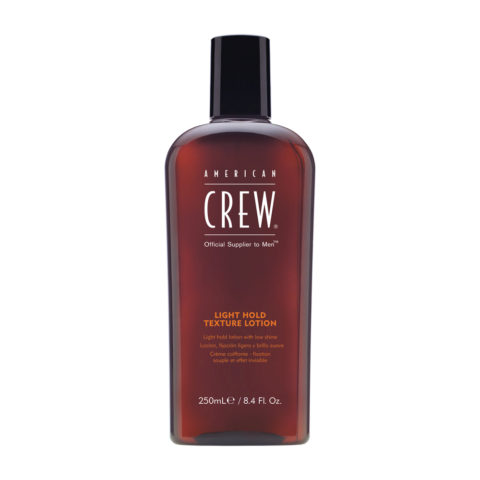 American crew styling Light hold Texture lotion 250ml