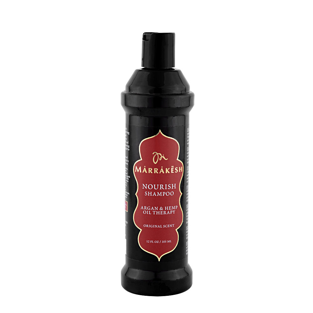 Marrakesh Nourish Shampoo 355ml - hydrating shampoo