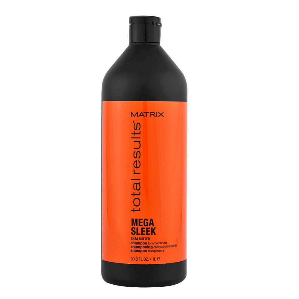 Matrix Total Results Mega sleek Shea butter Shampoo 1000ml