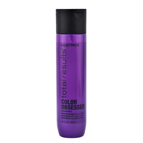 Matrix Total Results Color obsessed Antioxidant Shampoo 300ml