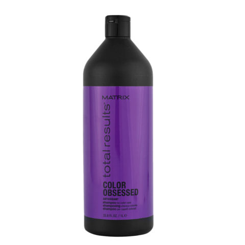 Matrix NEW Total results Color obsessed Antioxidant Shampoo 1000ml