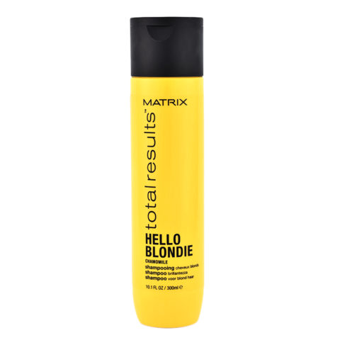 Matrix Total Results Hello blondie Camomile Shampoo 300ml