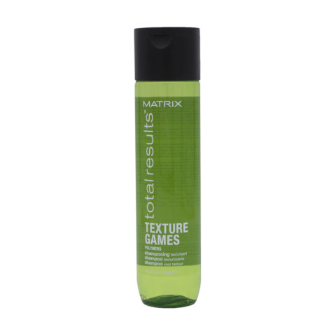 Matrix Total Results Texture games Polymers Shampoo 300ml