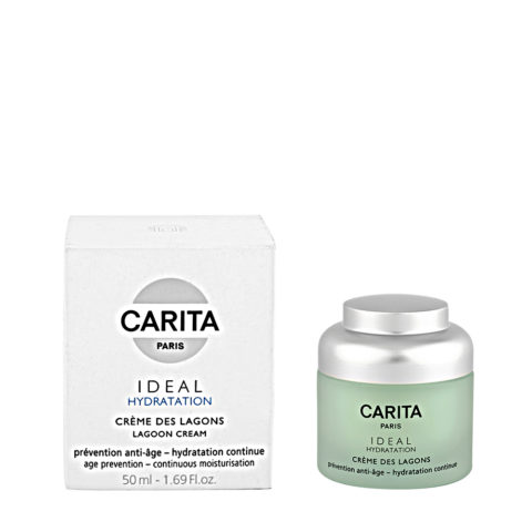 Carita Skincare Ideal hydratation Creme des lagons 50ml