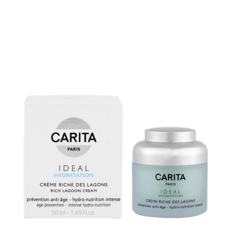 Carita Skincare Ideal hydratation Creme riche des lagons 50ml