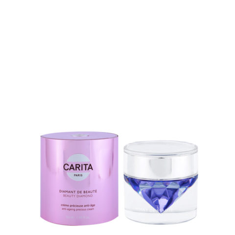 Carita Skincare Soin d'exception Diamant de beauté Creme Precieuse anti-age 50ml - Anti-age creme