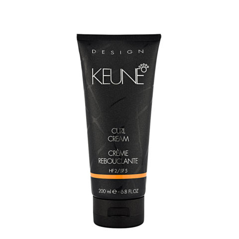 Keune Design Styling volume Curl cream 200ml