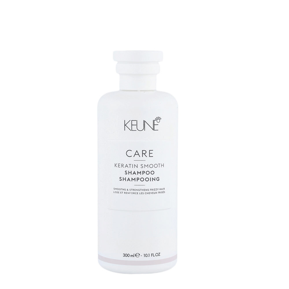 Keune Care line Keratin smooth Shampoo 300ml - Anti Frizz Shampoo