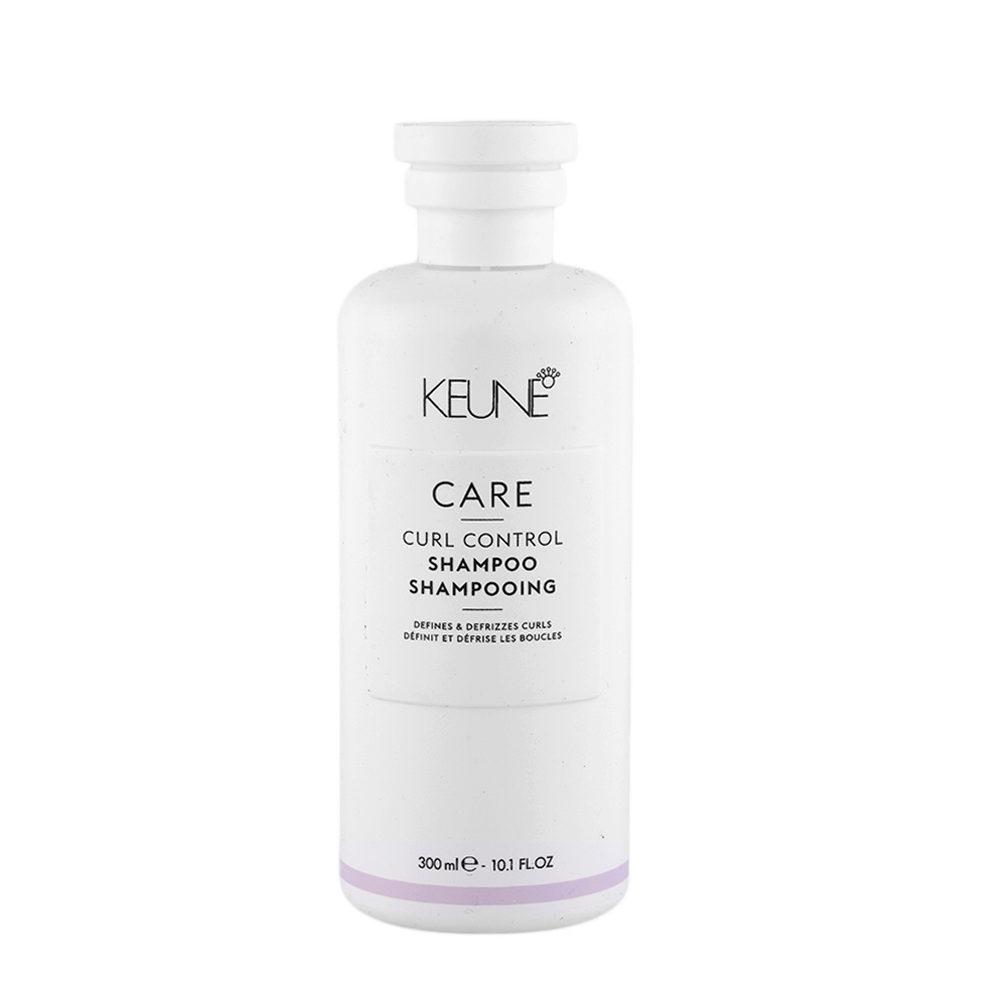 Keune Care line Curl Control Shampoo 300ml - Curly Hair Shampoo
