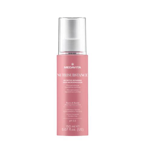 Medavita Lenghts Nutrisubstance Nutritive repairing hair microemulsion pH 3.5  150ml