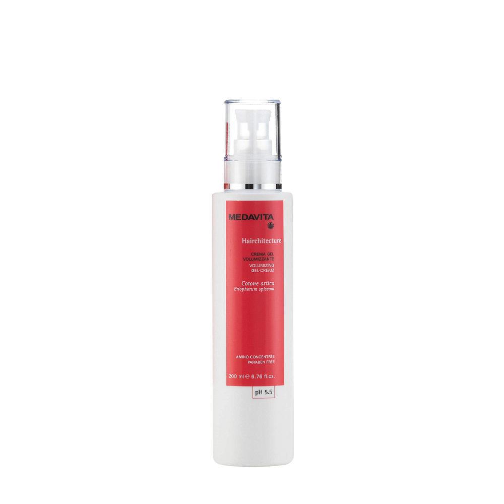 Medavita Lenghts Hairchitecture Volumizing gel-cream pH 5.5  200ml