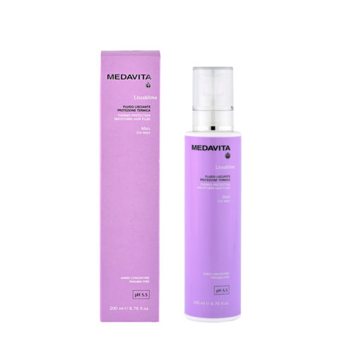 Medavita Lenghts Lissublime Thermo protection smoothing hair fluid pH 5.5  200ml