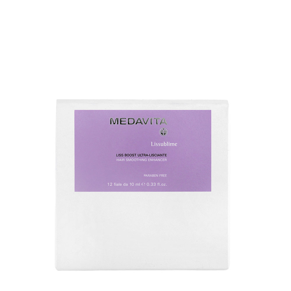 Medavita Lenghts Lissublime Hair smoothing enhancer 12x10ml