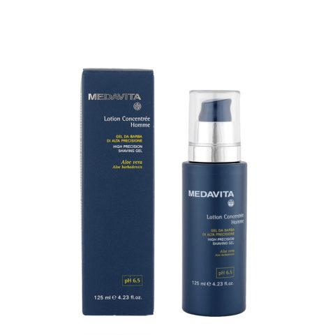 Medavita Scalp Lotion concentree homme shave High precision shaving gel pH 6.5  125ml