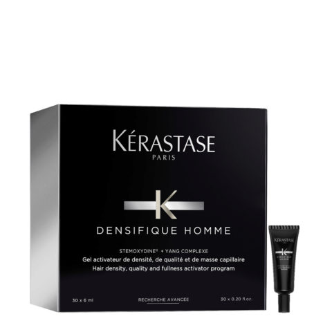 Kerastase Densifique homme Men's Densifying Vials 30x6ml - for fine hair