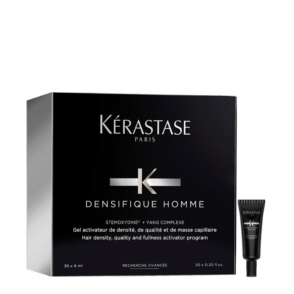 Kerastase Densifique homme Men's Densifying Vials 30x6ml - For Fine Hair