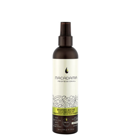 Macadamia Weightless moisture Leave-in conditioning mist 236ml - leave-in lotion
