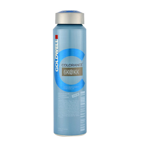 6K@KK Copper brilliant elumenated intense copper Goldwell Colorance Elumenated naturals can 120ml