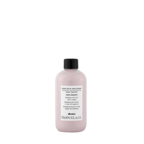 Davines YHA Prep shampoo 250ml - Moisturizing shampoo
