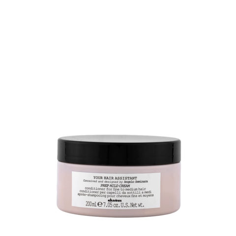 Davines YHA Prep mild cream 200ml - Moisturizing conditioner