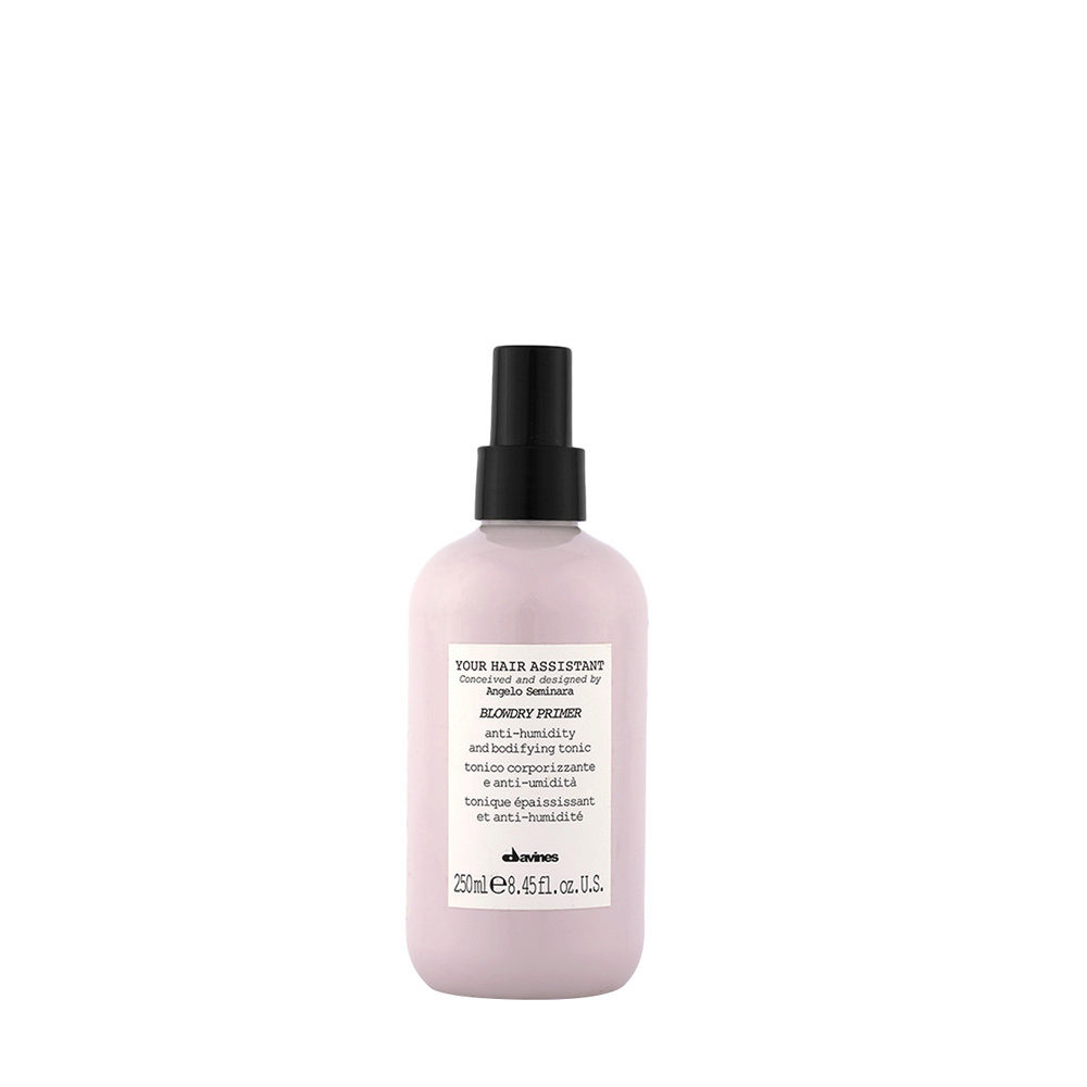 Davines YHA Blowdry primer 250ml - tonic anti-humidity