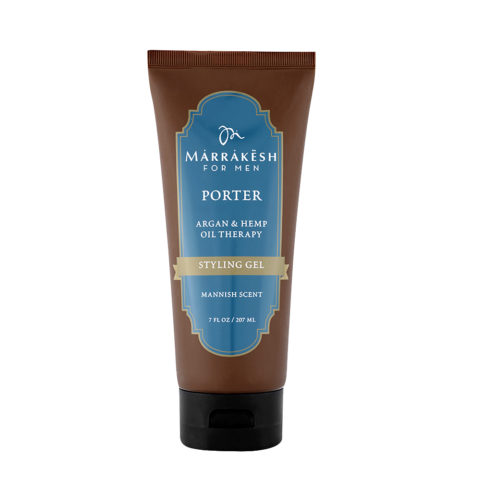 Marrakesh for men Porter Styling gel 207ml